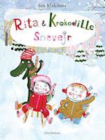 Rita og Krokodille. Snevejr (Rita og Krokodille, nr. 6)
