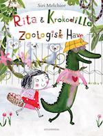 Rita og Krokodille. Zoologisk Have (Rita og Krokodille, nr. 5)