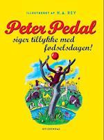 Peter Pedal siger tillykke med fødselsdagen (Peter Pedal)