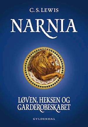 Bog, indbundet Narnia - løven, heksen og garderobeskabet af C. S. Lewis