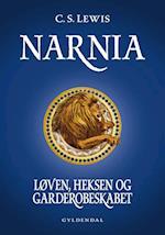 Narnia - løven, heksen og garderobeskabet af C. S. Lewis