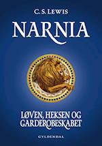 Narnia - løven, heksen og garderobeskabet (Narnia, nr. 2)