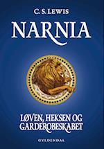 Narnia 2 - Løven, heksen og garderobeskabet af C. S. Lewis