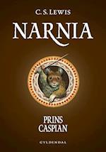 Narnia - prins Caspian (Narnia, nr. 4)