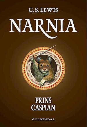 Narnia 4 - Prins Caspian af C. S. Lewis