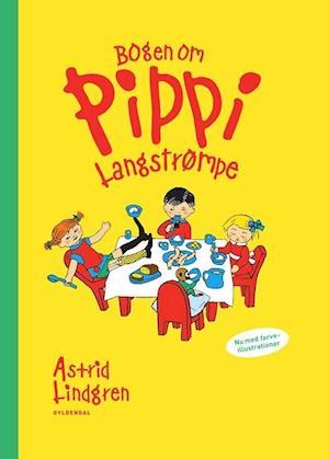 Bog indbundet Bogen om  Pippi Langstrømpe af Astrid Lindgren