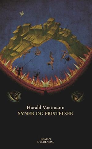 Bog indbundet Syner og fristelser af Harald Voetmann