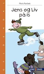 Jens og Liv på is (Lydret Dingo)