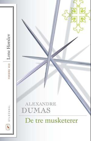 Bog, hæftet De tre musketerer af Alexandre Dumas