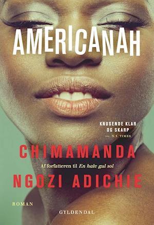 Bog paperback Americanah af Chimamanda Ngozi Adichie