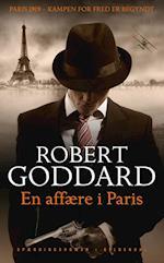 En affære i Paris af Robert Goddard