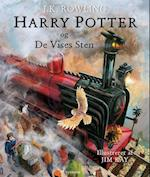 Harry Potter og de vises sten (Harry Potter illustreret)