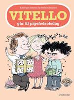 Vitello går til pigefødselsdag
