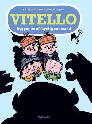 Vitello bygger en afskyelig snemand