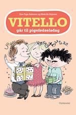 Vitello går til pigefødselsdag - Lyt&læs (Vitello)