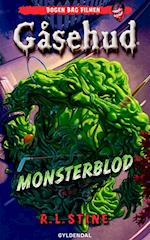 Gåsehud - Monsterblod af R. L. Stine