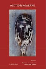 Oldtidssagaerne- Ragnar Lodbrogs dødssang - Ragnar Lodbrogs saga - Totten om Ragnars sønner - Vølsungernes saga (Oldtidssagaerne)