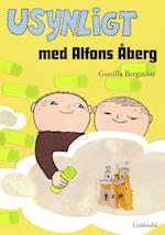 Usynligt med Alfons Åberg - Lyt&læs (Alfons Åberg)