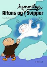 Alfons og hemmelige Svipper - Lyt&læs (Alfons Åberg)