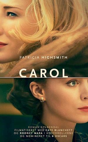 Bog hæftet Carol af Patricia Highsmith