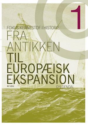 Bog hæftet Fra antikken til europæisk ekspansion af Brian Patrick McGuire Johan Møhlenfeldt Jensen Karl-Johann Hemmersam