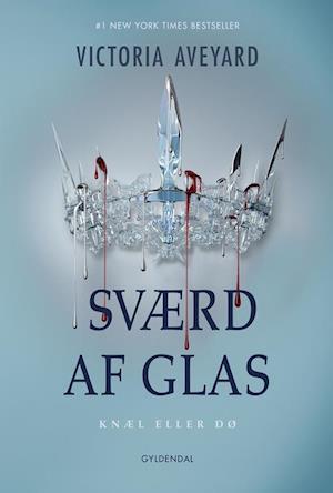 Bog, indbundet Red Queen 2 - Sværd af glas af Victoria Aveyard
