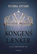Kongens lænker (Red Queen, nr. 3)
