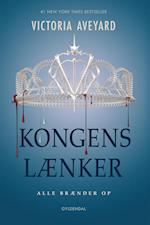 Red Queen 3 - Kongens lænker (Red Queen, nr. 3)