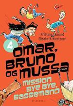 Omar, Bruno og Mussa mission bye bye, Bassemand (Omar Bruno og Mussa, nr. 4)