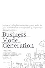 Business Model Generation af Alexander Osterwalder, Yves Pigneur