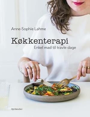 Bog, indbundet Køkkenterapi af Anne-Sophie Lahme
