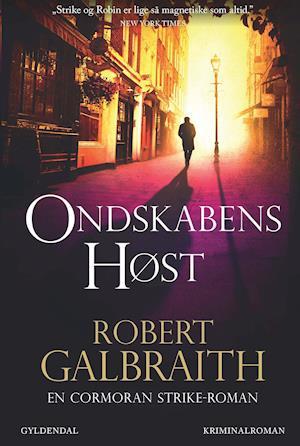 Ondskabens høst af Robert Galbraith