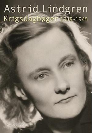 Bog indbundet Krigsdagbøger 1939-1945 af Astrid Lindgren