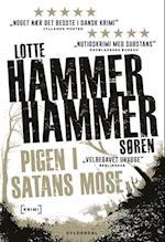 Pigen i Satans Mose (Maxi paperback)