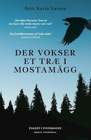 Billede af Der vokser et træ i Mostamägg-Britt Karin Larsen-Lydbog
