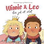 Winnie & Leo bor på et slot (Winnie Leo bøgerne)