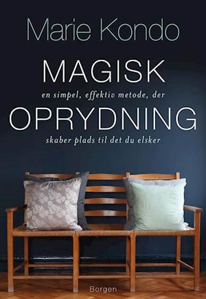 marie kondo – Magisk oprydning på saxo.com