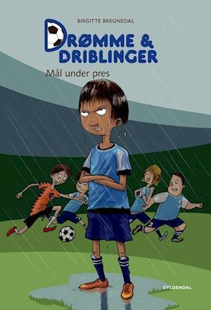Billede af Drømme & driblinger - mål under pres-Birgitte Bregnedal-Bog