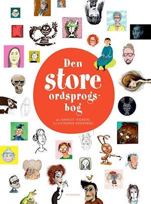 Bog indbundet Den store ordsprogsbog af Gitte Heidi Rasmussen