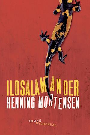 Ildsalamander af Henning Mortensen