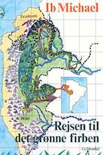 Rejsen til det grønne firben (Gyldendals paperbacks)
