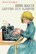 Anne Marie letter sit hjerte (Oline)