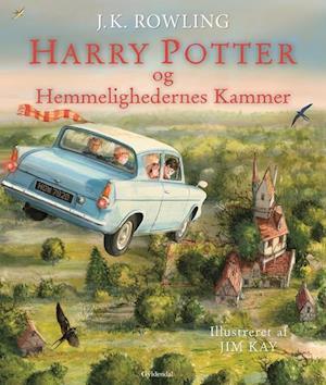 j. k. rowling – Harry potter og hemmelighedernes kammer på saxo.com