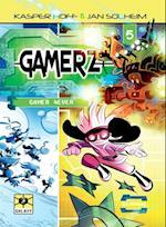 Gamer 4ever (Gamerz, nr. 5)