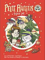 Pelle Haleløs fejrer jul (Julebøger)
