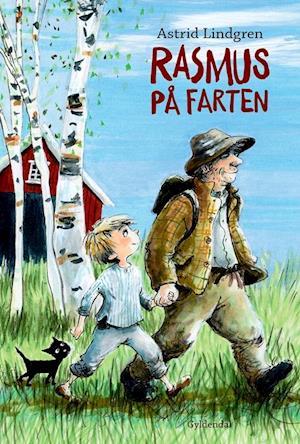 Bog, indbundet Rasmus på farten af Astrid Lindgren