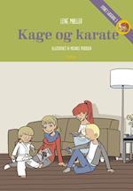 Kage og karate (Lydret læsebog)
