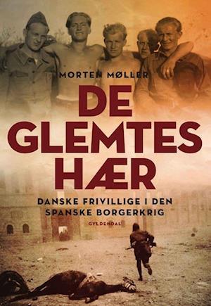 Bog indbundet De glemtes hær af Morten Møller