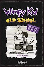 Wimpy Kid- Old school af Jeff Kinney