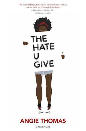 Bog, hæftet The hate u give af Angie Thomas